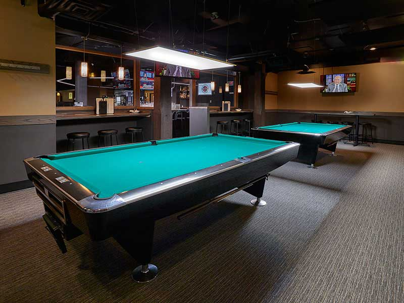 METRO Billiards Edmonton Pub Restaurant Nightlife